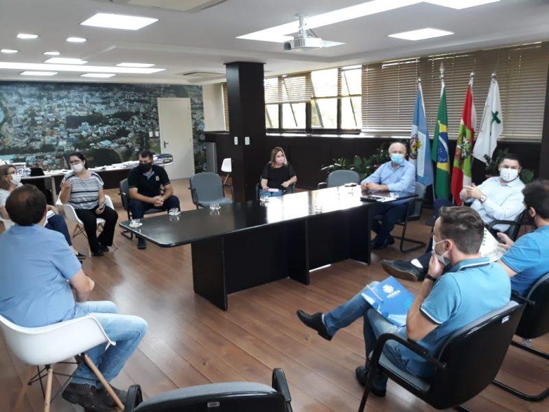 Reunião Prefeitura